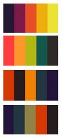 'Lets Play' Colour Pallette