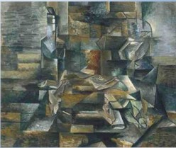 By Georges braque