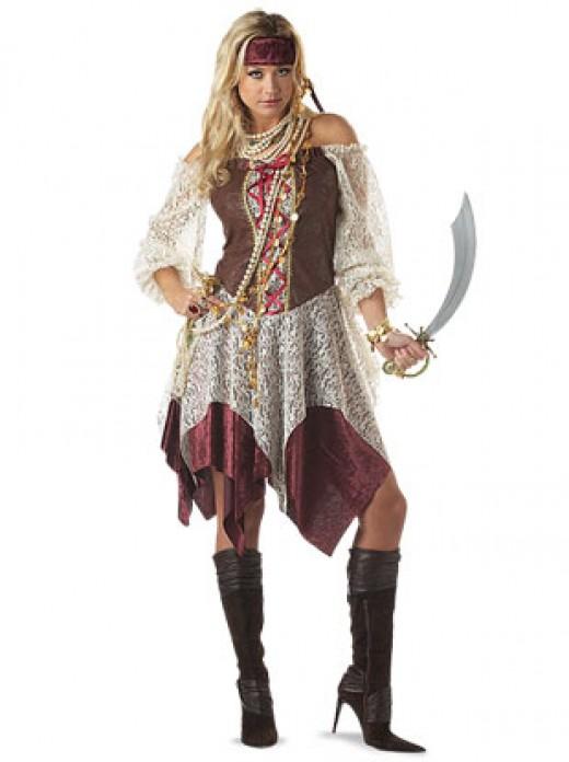 Woman Pirate Costume