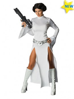 Star Wars Leia Costume