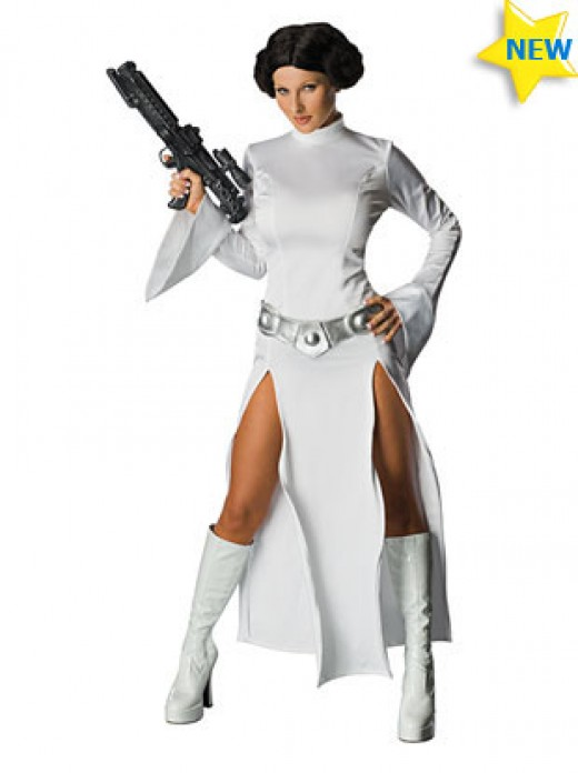 Star Wars Leia Costume
