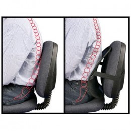 Protect Your Back Lumbar Support Cushion For Car Seat And Office Chair