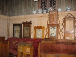 The Wooden Synagogue of Piatra Neamt