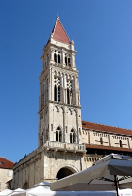 The Bell Tower of St. Lawrence Cathedral
