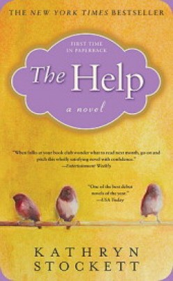 I just finished reading The Help