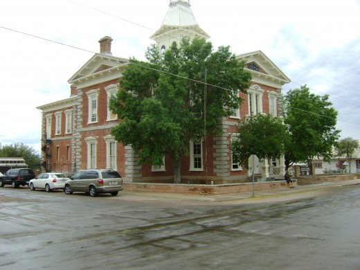 Cochise Courthouse
