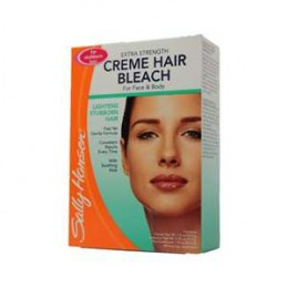 For Bleaching hair products facial