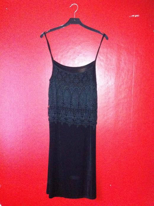 """The little black dress"""