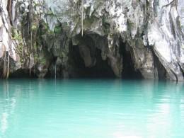Entrance to Puerto Princesa Subterranean River