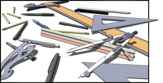 lakai technical drawing tools extended