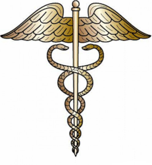 Most commonly associated with the staff of Hermes, the astrological symbol for the planet Mercury, and as the representation for modern medicine.