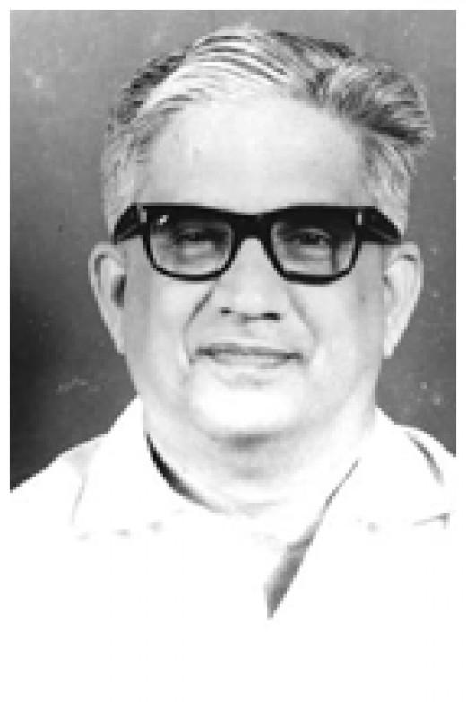 C.Achutha Menon