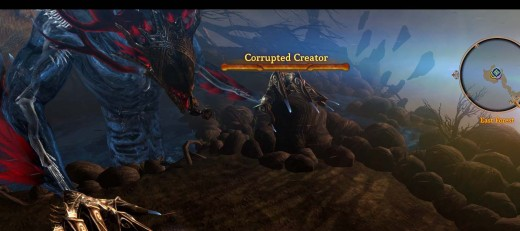 Dungeon Siege 3 Corrupted Creator Tactics