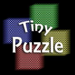 Tiny Puzzle: Unique iPhone App Puzzle Game