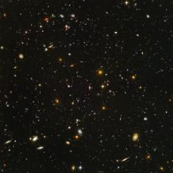 The Hubble Ultra Deep Field Image
