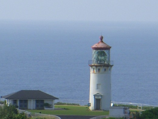 Kilauea Lighthouse, c. 1913