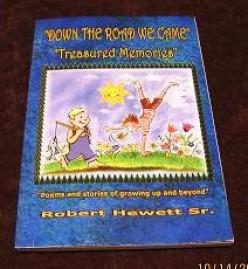 STORY TELLER ROBERT HEWETT SR. aka Cottonwood