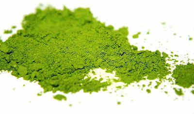 Matcha Tea powdered green tea. In Japan the Japanese tea ceremony is the ritual of serving, and drinking of matcha