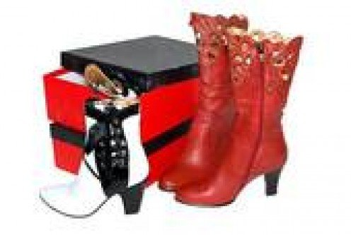 Cute boots come in many styles and heights!