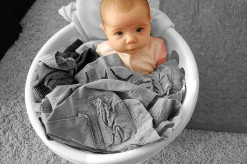 love your baby? then choose the detergent for your baby wisely
