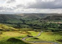 A typical Peak District view