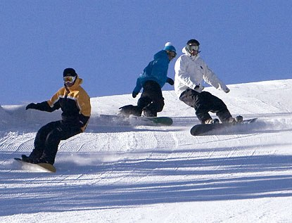 canyons ski resort is your perfect choice as a getaway from your daily stressful routines