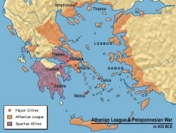 The Peloponnesian War: A Concise Overview