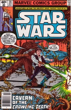 Comic Books That Time Forgot: Star Wars #28 (1979)