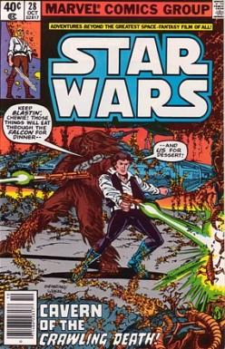 Comic Books That Time Forgot: Star Wars #28 (1979)