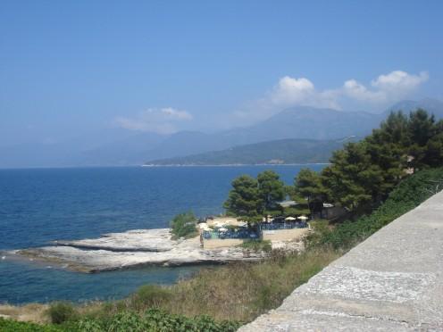 St. Florent, Corsica, France