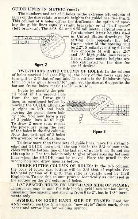 These are the actual instructions from the fabulous Ames.