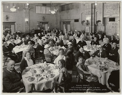 A Father's Day Banquet in Spokane Washington
