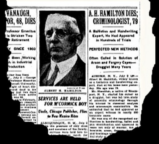 Albert H. Hamilton - the most dangerous man in America