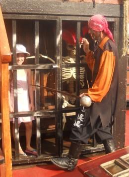 Pirate Prison - oh noo!