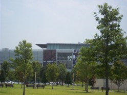 Clinton Presidential Library Center, Little Rock, Arkansas, Frugal Vacation
