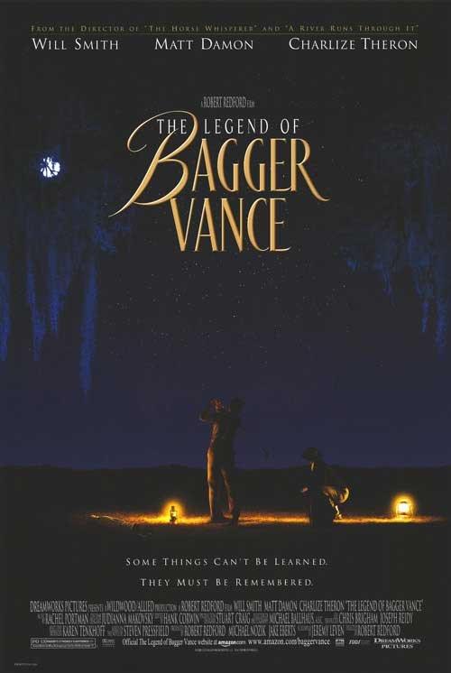 The Legend of Bagger Vance Poster