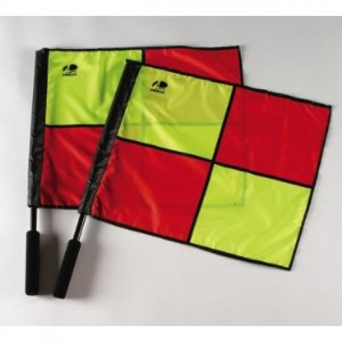 Kwik Goal Premier Linesman Flags: Decent quality for the low price