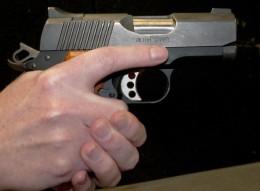 Seguridad con Armas de Fuego 4 Reglas Basicas.