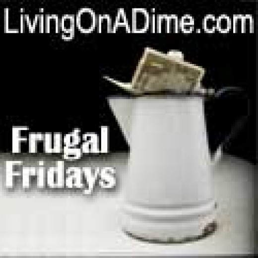 Frugal Fridays  Save Money With Frugal Tips And Recipes!