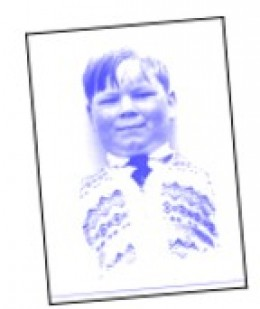 This is me at 8  years old... cute yeh..
