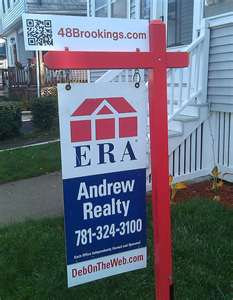 Real Estate free advertising with the QR Code