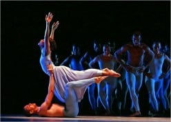 Alvin Ailey's American Dance Theater: Famous Ballet in Russia