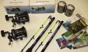 Sea Fishing on Hubpages