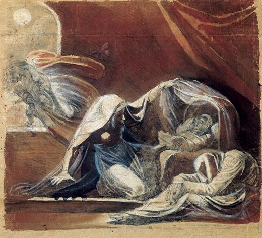 The Changeling, Henry Fuseli, 1780