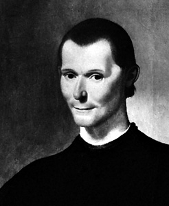 Niccol di Bernardo dei Machiavelli (3 May 1469  21 June 1527)