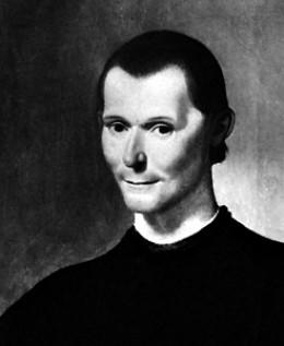 Niccol di Bernardo dei Machiavelli (3 May 1469  21 June 1527)