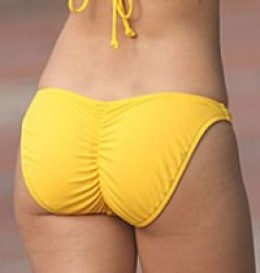 This can easily include Scrunch Bottom Swimsuits for those that have the ...