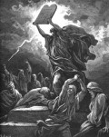 Jesus Christ, revealed by Moses in the book of Leviticus