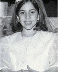 Lady Gaga as a child