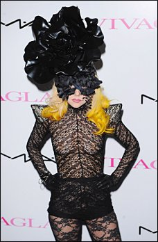 Lady Gaga's fashion sense